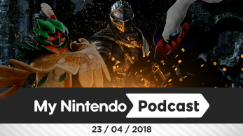 My Nintendo Podcast 2×12: Kirby, Detective Pikachu, Dark Souls y Pokémon Switch
