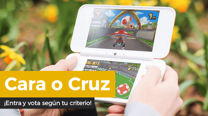 Cara o Cruz #56: ¿Debería Nintendo dejar morir a 3DS?