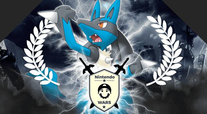 ¡Aura al máximo! ¡Lucario gana Nintendo Wars: Pokémon de tipo Acero!