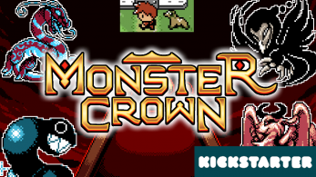 Monster Crown busca llegar a Nintendo Switch a través de Kickstarter