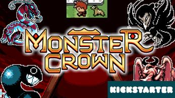 Monster Crown busca llegar a Nintendo Switch a través de Kickstarter