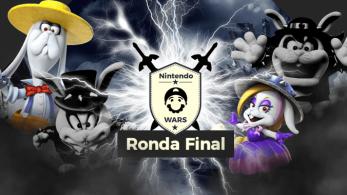 Ronda Final de Nintendo Wars: Broodals de Super Mario Odyssey: ¡Hariet vs. Rango!