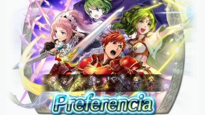 Fire Emblem Heroes recibe una nueva Preferencia de Héroes de 4★ y 5★