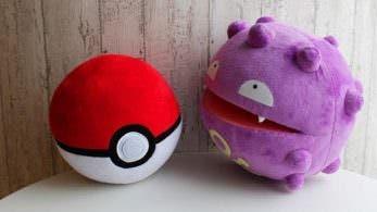 Ya puedes reservar estos geniales peluches en forma de Poké Balls