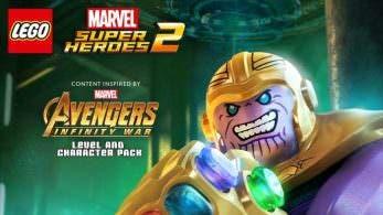 [Act.] Desvelado el pack DLC Marvel's Avengers: Infinity War de LEGO Marvel Super Heroes 2