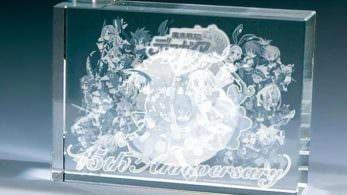 Echa un vistazo al Disgaea The 15th Anniversary Edition Crystal Board, valorado en casi 1.400$