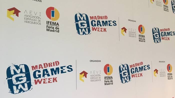 Madrid Games Week 2018 se celebrará del 18 al 21 de octubre