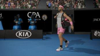 Los desarrolladores de AO International Tennis estudian la posibilidad de poder llevar el título a Switch