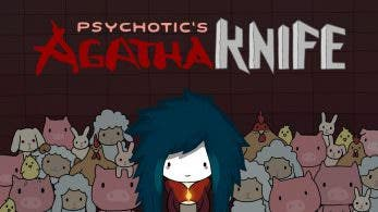 Ya disponible una nueva actualización de Agatha Knife en Switch