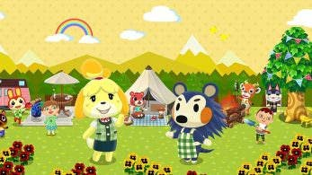Ya disponible la gran actualización 1.4.0 de Animal Crossing: Pocket Camp