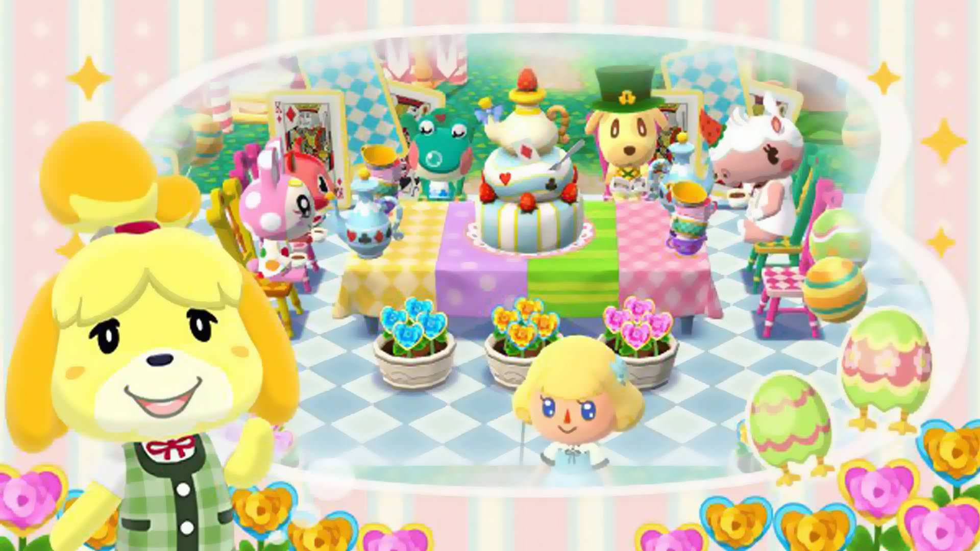 Comienza la segunda parte de la Caza del Huevo de las maravillas en Animal Crossing: Pocket Camp