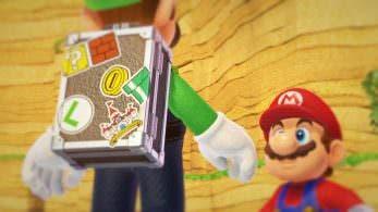 Nintendo resalta que hay una pegatina de Super Mario Oddyssey que los jugadores no pueden comprar