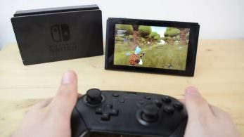 El control por movimiento, los 60 FPS y el modo Battle Royale se muestran en este vídeo de Crazy Justice para Switch