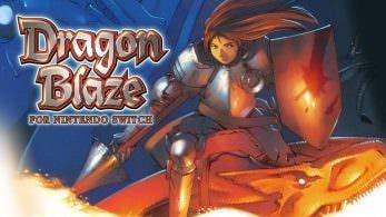 [Act.] Dragon Blaze llega por sorpresa a la eShop americana de Nintendo Switch