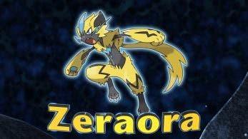 [Act.] Tráiler y arte oficial de Zeraora en Pokémon Ultrasol y Ultraluna