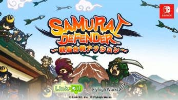 Fairune Collection y Samurai Defender confirman su lanzamiento en Switch para mayo