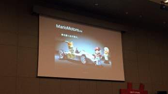 Yoot Saito desvela Mario Motors, un curioso proyecto cancelado para Nintendo DS