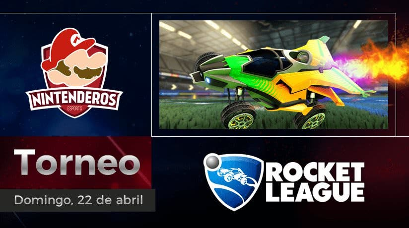 Torneo Rocket League | Primera partida