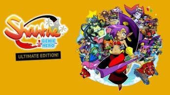 "Shantae: Half-Genie Hero ""Ultimate Day One Edition"" se está vendiendo a un ritmo récord"