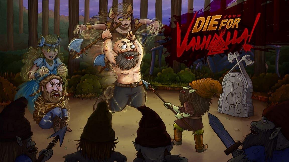 Die for Valhalla! llega a Switch el 29 de mayo