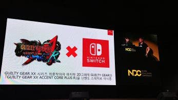 Guilty Gear XX Accent Core Plus R llegará a Nintendo Switch