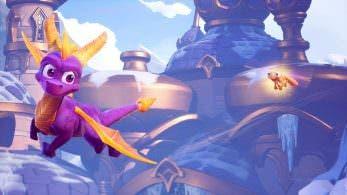 [Act.] Nintendo UK lista Spyro Reignited Trilogy para Switch en su tienda online oficial