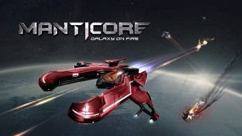 Echad un vistazo a este gameplay de los primeros 60 minutos de Manticore – Galaxy on Fire
