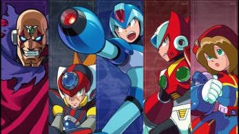 Mega Man X Legacy Collection 1 & 2 ya se puede precargar en Nintendo Switch