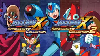 Ventas de la semana en Japón: Así ha sido el debut de Mega Man X Legacy Collection 1 + 2 (23/7/18 – 29/7/18)