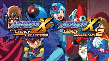 Tráiler de lanzamiento de Mega Man X Legacy Collection 1 + 2 para Nintendo Switch