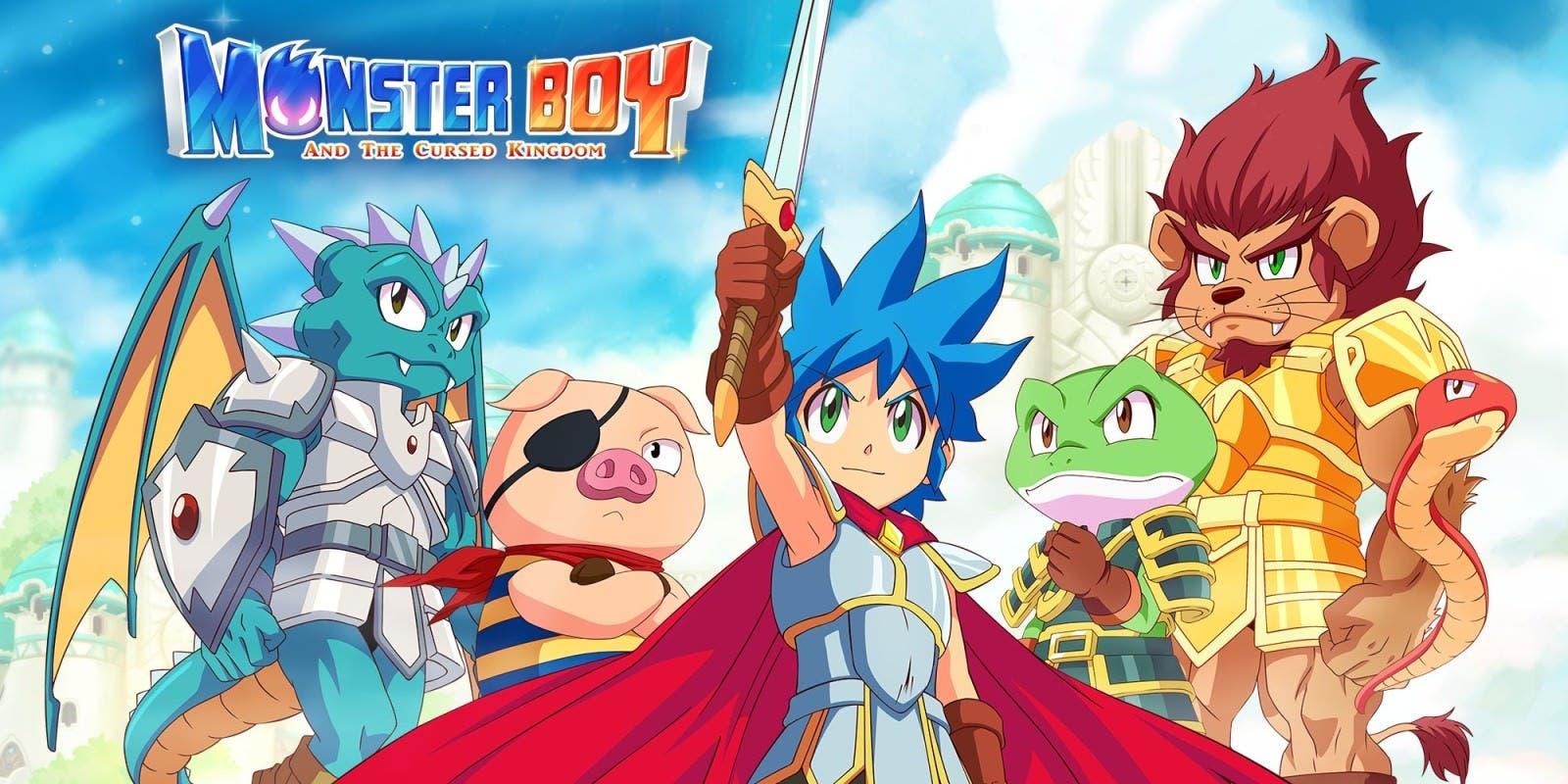 FDG Entertainment comparte nuevos detalles de Monster Boy and the Cursed Kingdom