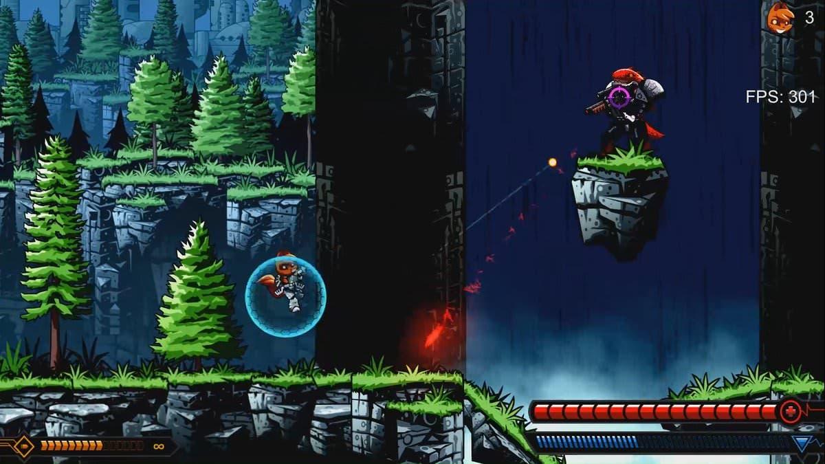 N.U.T.Z. llegaría a Nintendo Switch si cumple sus metas propuestas en Kickstarter
