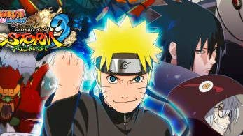 Echad un vistazo a estos gameplays de Naruto Shippuden: Ultimate Ninja Storm 3 Full Burst en Switch