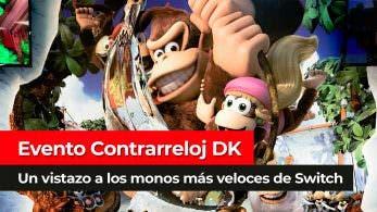 [Crónica] Asistimos a la presentación del Modo Contrarreloj de Donkey Kong Country: Tropical Freeze para Nintendo Switch