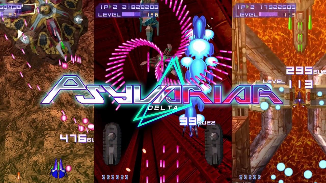 [Act.] Psyvariar Delta se lanzará para Nintendo Switch en Occidente este verano