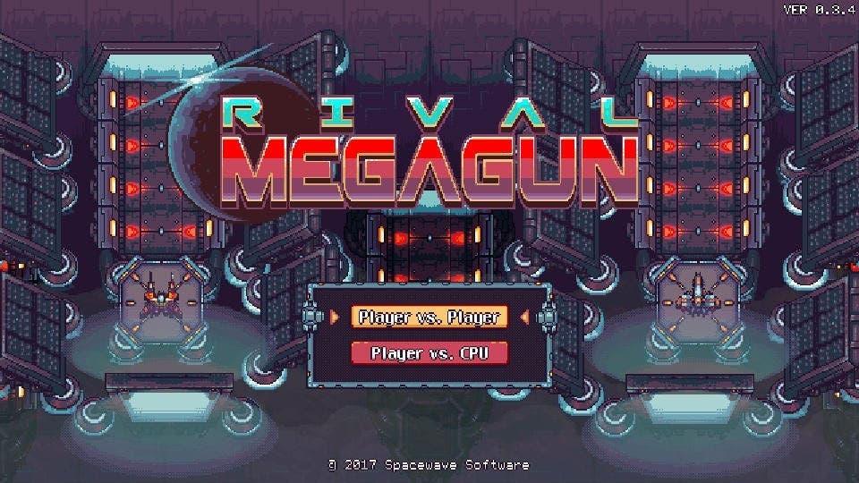 Rival Megagun llegará a Nintendo Switch este invierno