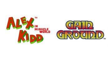 Alex Kidd in Miracle World y Gain Ground anunciados para SEGA Ages