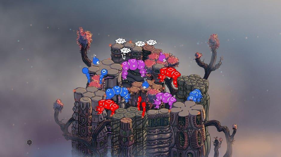 She Remembered Caterpillars, Above, World for Two y SamuraiJET aparecen listados para Switch en el sitio web de BitSummit