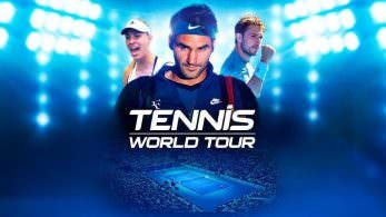 Tennis World Tour parece haberse retrasado en Nintendo Switch, nuevo gameplay