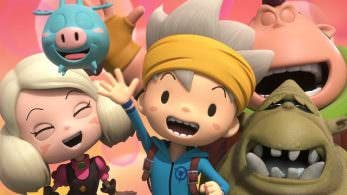 PEGI clasifica Snack World: The Dungeon Crawl – Gold para Nintendo Switch