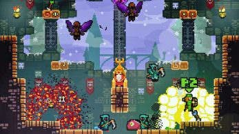 Matt Thorson anuncia que TowerFall Ascension para Switch ya está terminado, Celeste no tendrá secuela