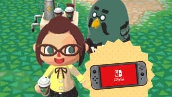 Novedades en Animal Crossing: Pocket Camp: Visita de Fígaro y bonificación diaria especial con Switch incluida