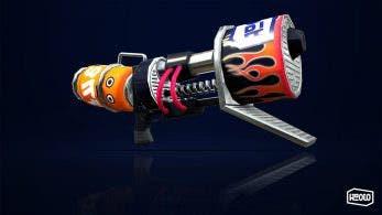 El Teledevastador SP es el arma que recibirá esta semana Splatoon 2