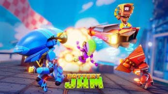 [Act.] Battery Jam confirma su llegada a Nintendo Switch