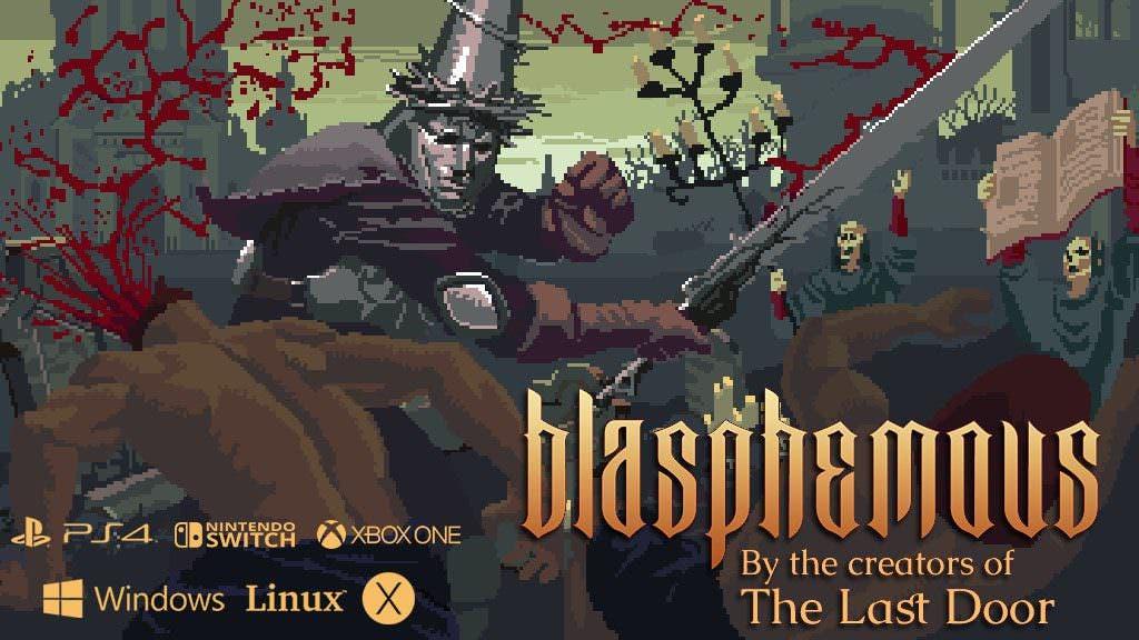 Nuevo gameplay de Blasphemous con comentarios de los desarrolladores