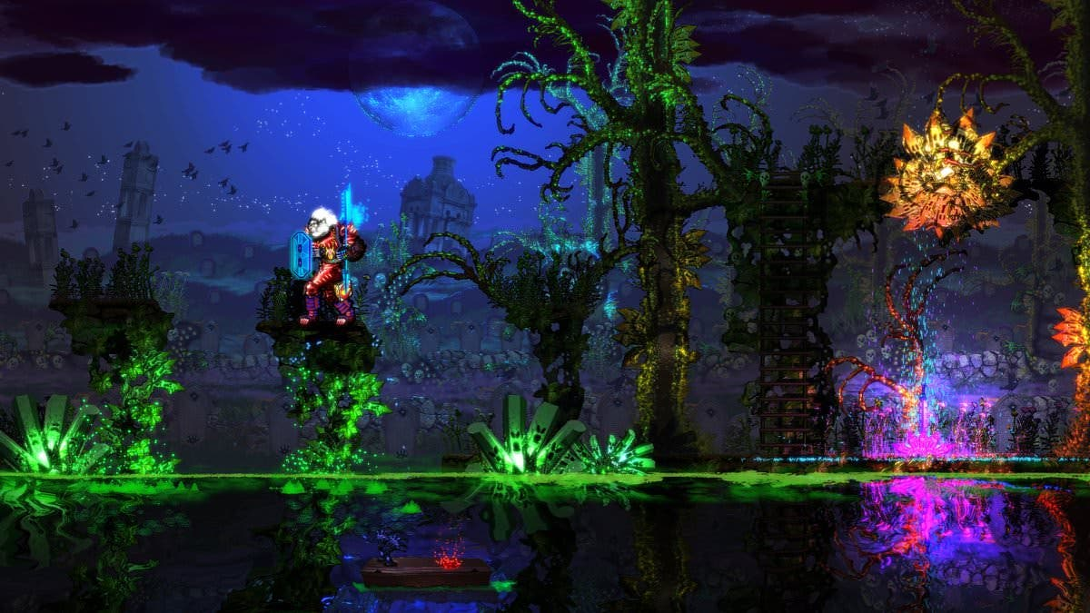 El desarrollador de Corpses 'N Souls planea traer el título a Nintendo Switch