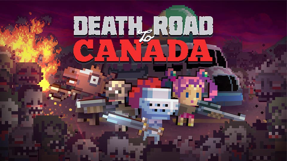 [Act.] La eShop americana de Switch pone fecha a Timberman VS y Death Road to Canada