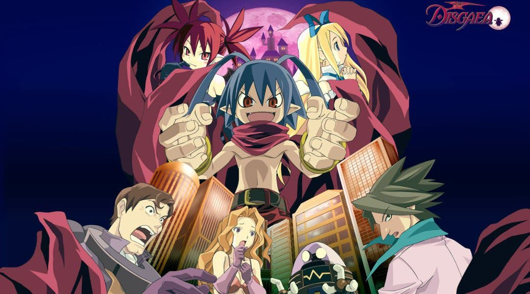 Disgaea Refine, un remake de Disgaea: Hour of Darkness, llegará a Japón para Nintendo Switch el 26 de julio