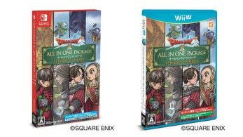 [Act.] Anunciado Dragon Quest X All-in-One Package: version1-version4 para Nintendo Switch y Wii U