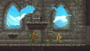 Faeland llegaría a Nintendo Switch si cumple con las metas propuestas en Kickstarter